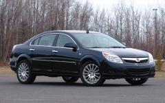 2008 Saturn Aura Photo 1