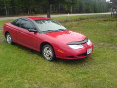 1993 Saturn SL Photo 1