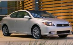 2009 Scion tC exterior