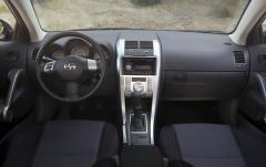 2009 Scion tC interior