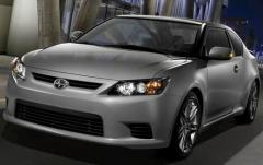 2011 Scion tC exterior
