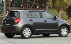 2009 Scion xD exterior