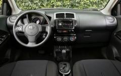 2009 Scion xD interior