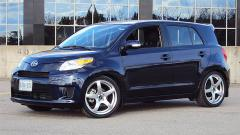 2011 Scion xD Photo 1
