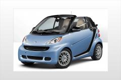 2012 smart Fortwo exterior