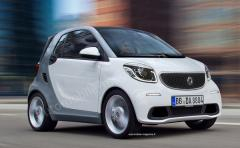 2014 smart Fortwo Photo 1