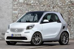 2015 smart fortwo Photo 1