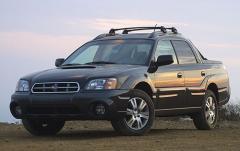 2004 Subaru Baja exterior