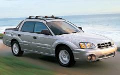 2006 Subaru Baja Photo 1
