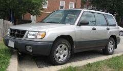 1999 Subaru Forester Photo 1