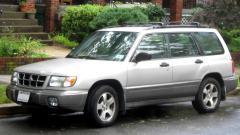 2000 Subaru Forester Photo 1