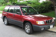 2001 Subaru Forester Photo 1