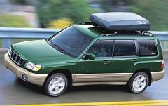 2002 Subaru Forester L exterior