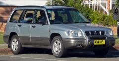 2002 Subaru Forester L Photo 3
