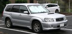 2002 Subaru Forester L Photo 4