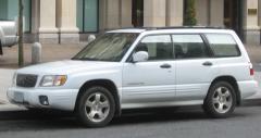 2002 Subaru Forester Photo 1