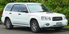 2002 Subaru Forester L Photo 5