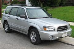 2003 Subaru Forester Photo 1