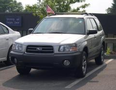 2004 Subaru Forester Photo 2