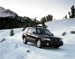 2004 Subaru Forester Photo 3