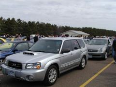 2004 Subaru Forester Photo 4