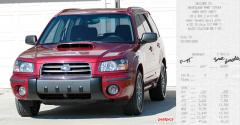 2004 Subaru Forester Photo 1