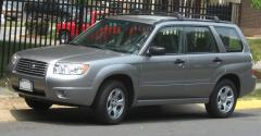 2006 Subaru Forester Photo 1
