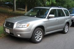 2007 Subaru Forester Photo 1