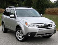 2009 Subaru Forester Photo 1