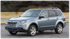 2010 Subaru Forester Photo 1