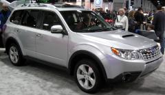 2011 Subaru Forester Photo 3