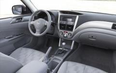 2011 Subaru Forester interior