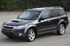 2013 Subaru Forester exterior
