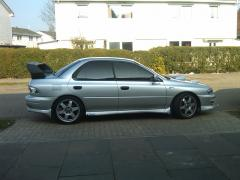 1993 Subaru Impreza Photo 2