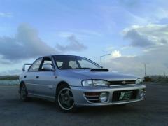 1993 Subaru Impreza Photo 3