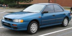 1993 Subaru Impreza Photo 1