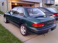 1993 Subaru Impreza Photo 4