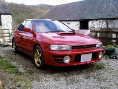 1993 Subaru Impreza Photo 5