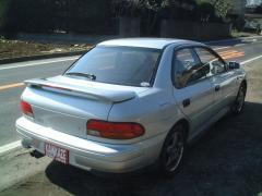1993 Subaru Impreza Photo 6