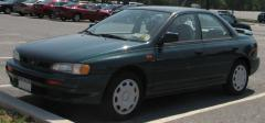 1993 Subaru Impreza Photo 7