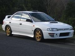 1996 Subaru Impreza Photo 1