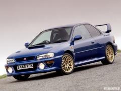 1998 Subaru Impreza Photo 1