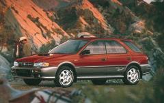 1999 Subaru Impreza exterior