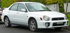 2001 Subaru Impreza Photo 1