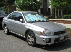 2002 Subaru Impreza Photo 1