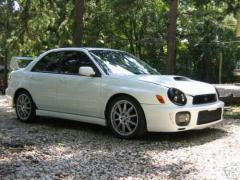 2003 Subaru Impreza Photo 1