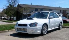 2005 Subaru Impreza Photo 5