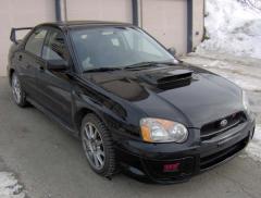 2005 Subaru Impreza Photo 18