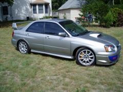 2005 Subaru Impreza Photo 21
