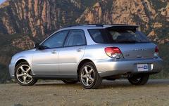 2005 Subaru Impreza exterior